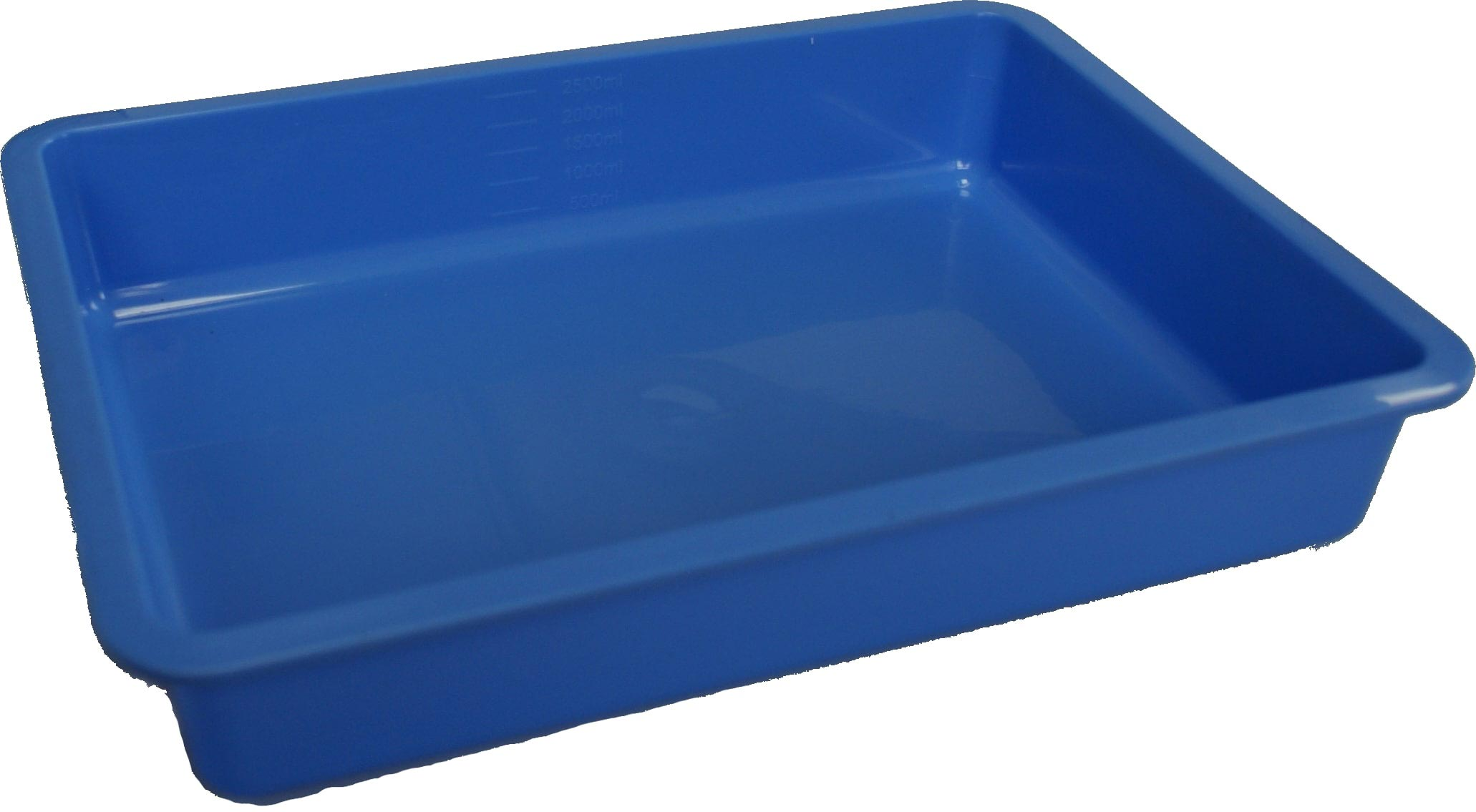 Sterilizable Blue Medical Tray