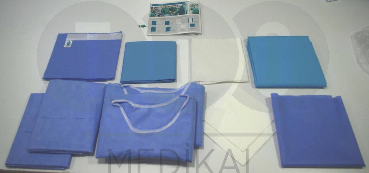 Gyneacology Delivery Pack