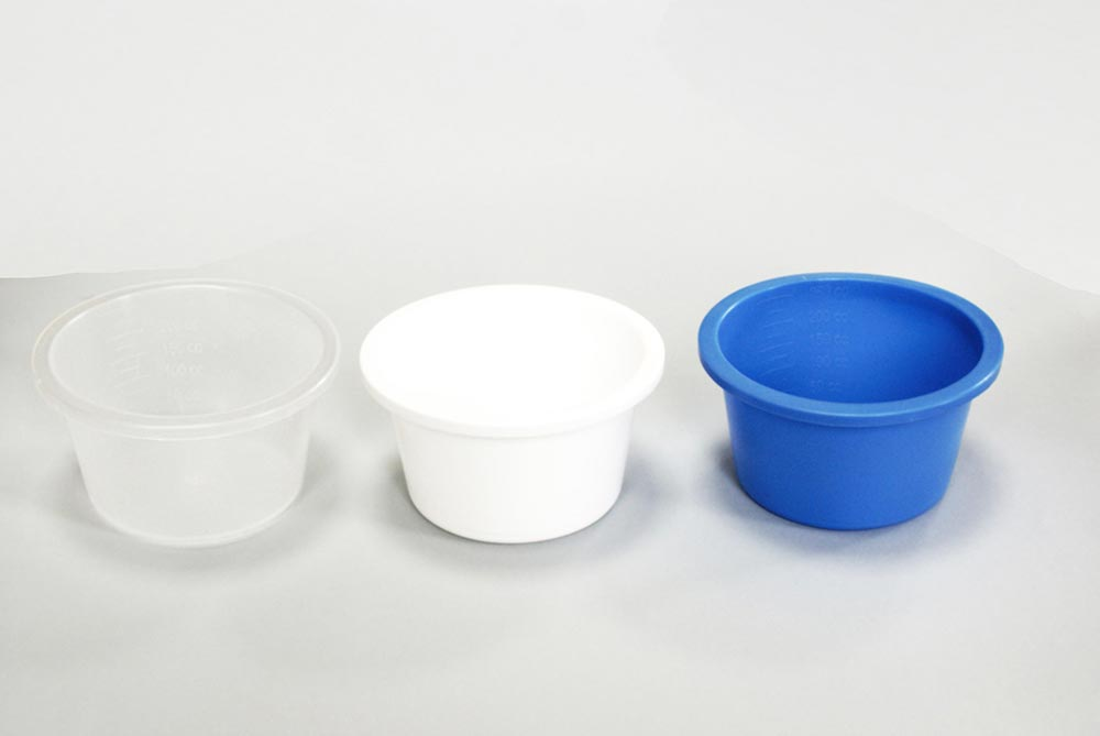 Sterile Surgical Plastic Containers
